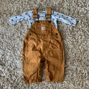 3Mo Boy Outfit 💙